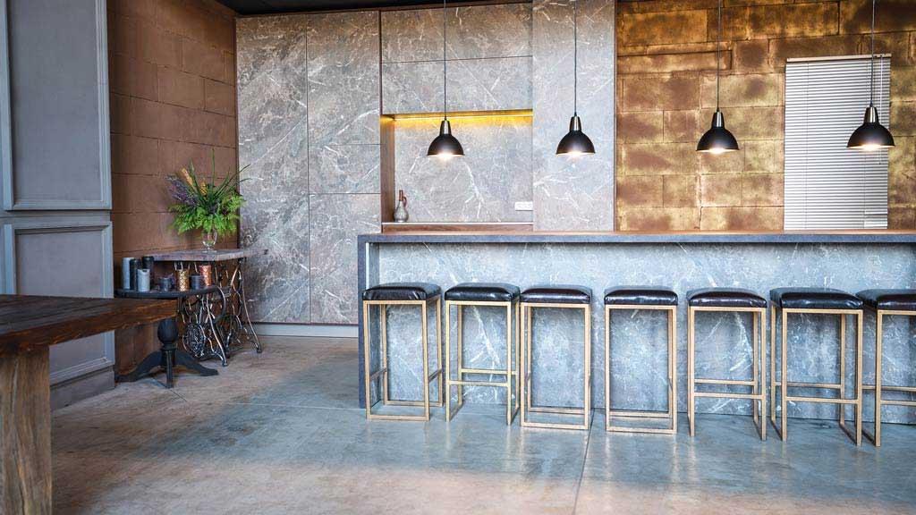 Materiály pro interiérový design