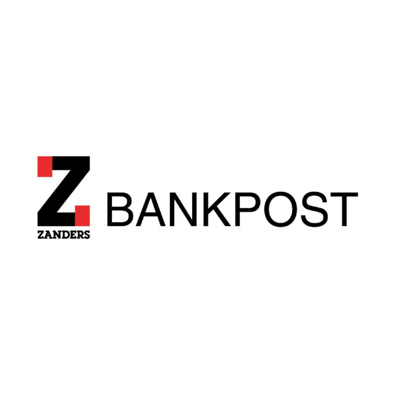 Logo Zanders Bankpost