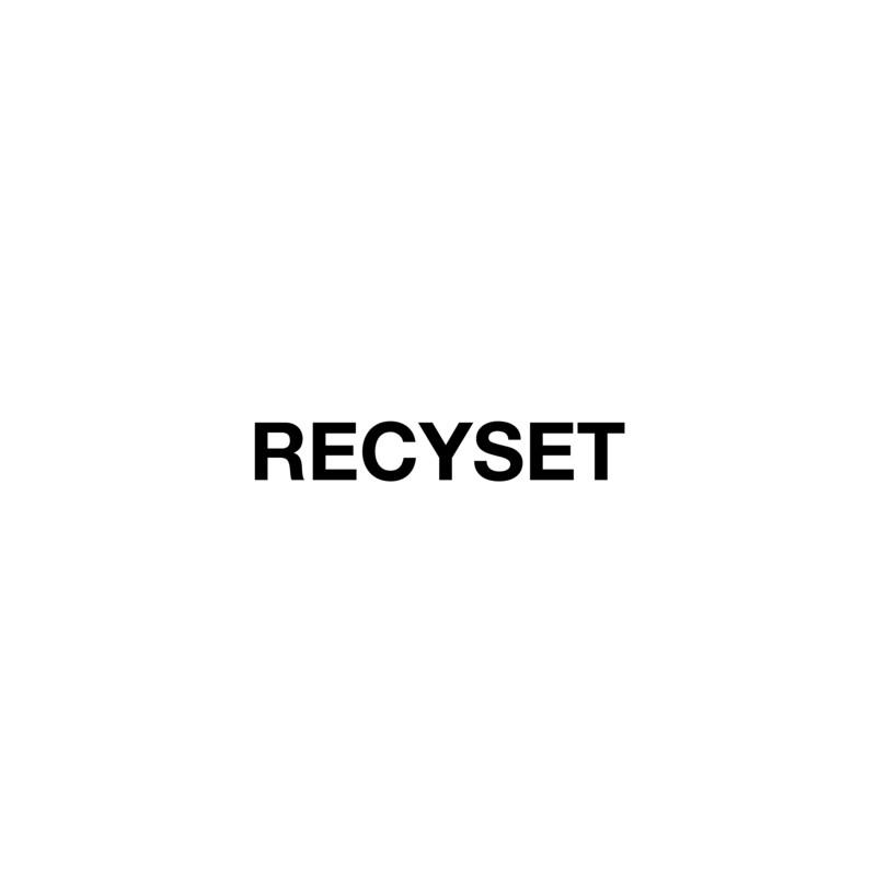 Logo Recyset