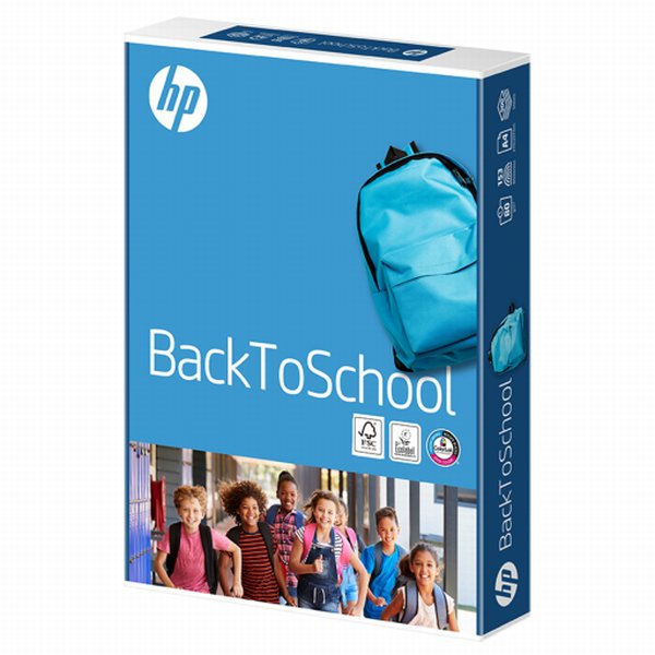 HP Back To School Ries