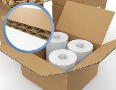 Amerikaanse vouwdozen - kartonnen dozen dubbele golf in diverse formaten