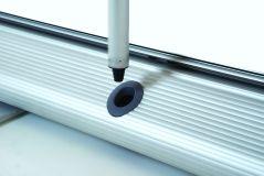 Coala Roll-up Smart banner - detailfoto montage