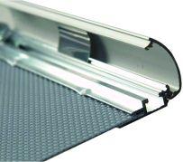 Coala posterframe met aluminium kliklijsten - detailfoto frame