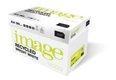 Papier de bureau recyclé - Image Recycled Bright White